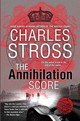[Annihilation Score cover]