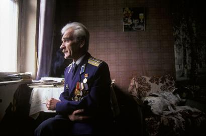 Stanislav Yevgrafovich Petrov