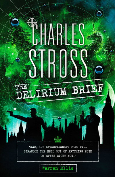 The Delirium Brief (UK)