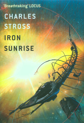 UK Iron Sunrise cover