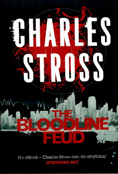 Bloodline Feud UK cover