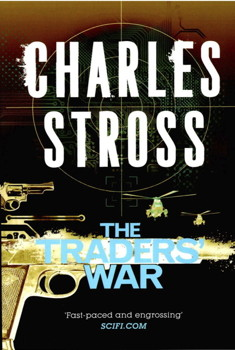 Traders' War cover