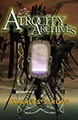 [The Atrocity Archives US hardback cover]