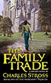 [The Family Trade US paperback cover]