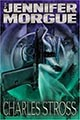 [The Jennifer Morgue US hardback cover]
